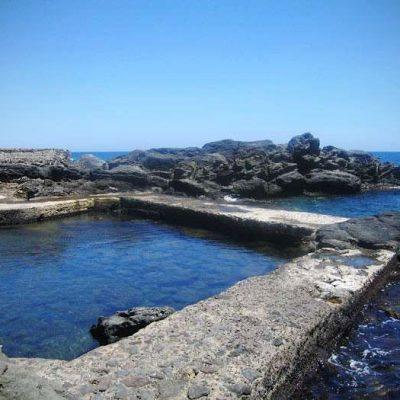 SPA a Pantelleria - Bagni termali alla Cala di Gadir