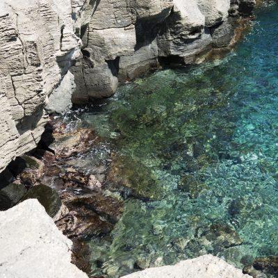 SPA a Pantelleria - Terme nel mare a Cala Nikà